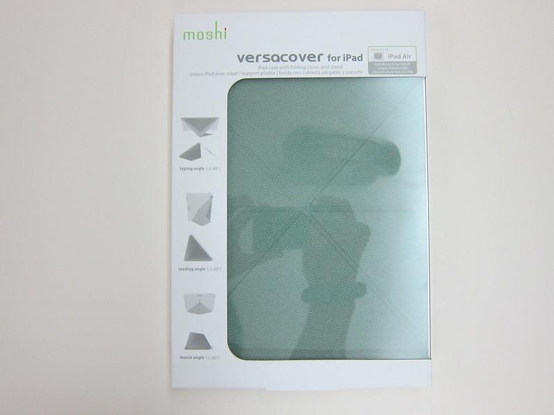 Moshi VersaCover - Box Front