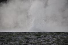 Bead Geyser in eruption (8:19-8:20 PM, 1 June 2013) 11