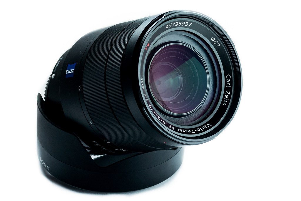 New 35mm, 24-70mm and 28-70mm FE lens reviews.
