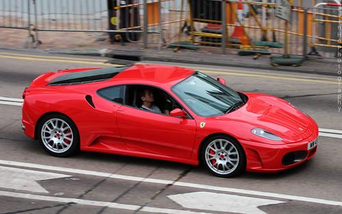 Ferrari rentals St Tropez
