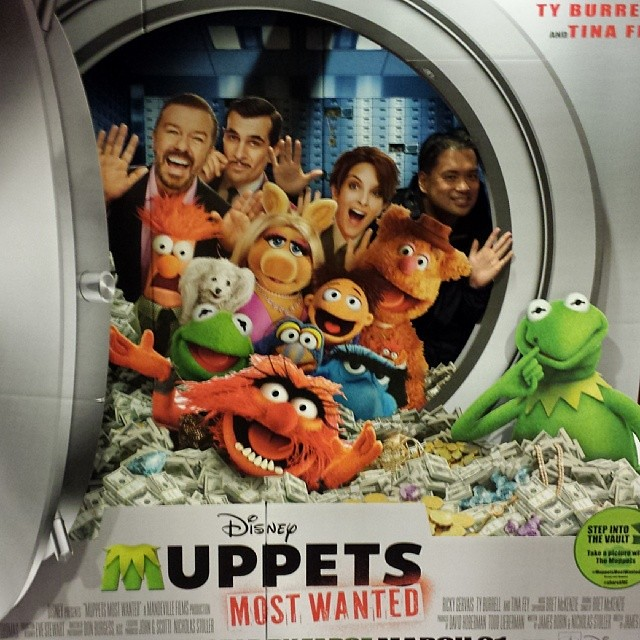 12466423865 9c815b94ef z Muppets Most Wanted, therapy intake and marshmallow triumph