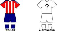 Uniforme Selección Limpeña de Fútbol