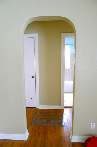 Doorway to Hall