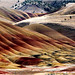 Painted Hills - John Day Fossil Beds National Monument - Wheeler County, Oregon by West County Camera