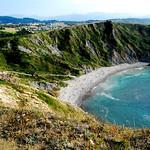 Meñakoz beach, Basque Country