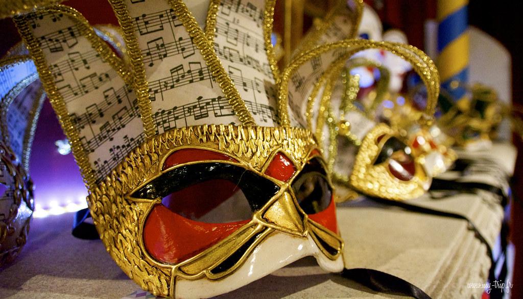 visiter venise masque-carnaval-venise
