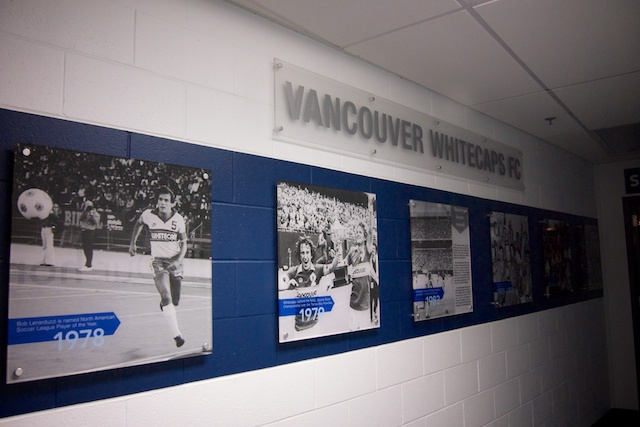 Vancouver WhitecapsFC Pre-Season Locker Room Tour