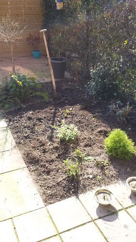 Tuin lente klaar maken 1