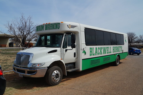 hornets blackwell activitybus icbus hcseries