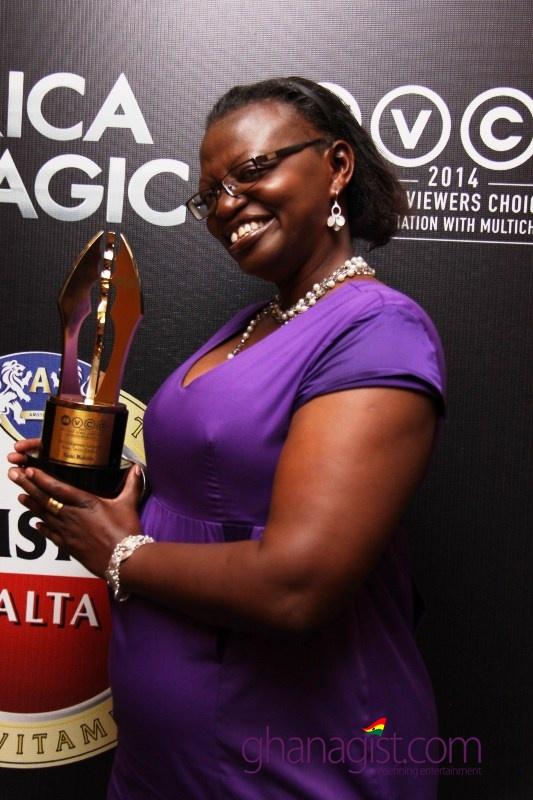 Njoki Muhoho Best Indegenous language Movie Series Swahili