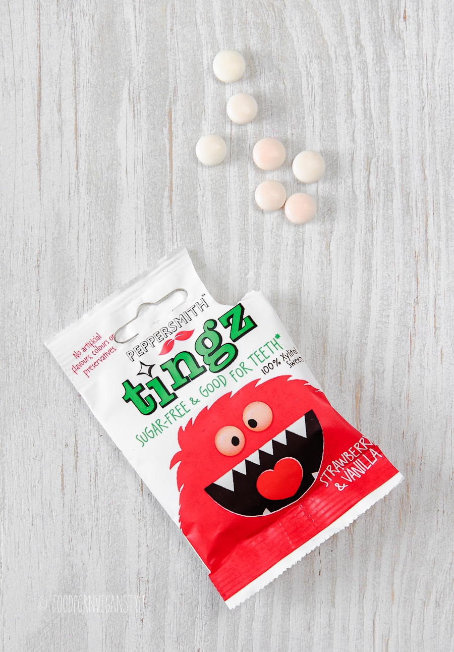 Xylitol sweets