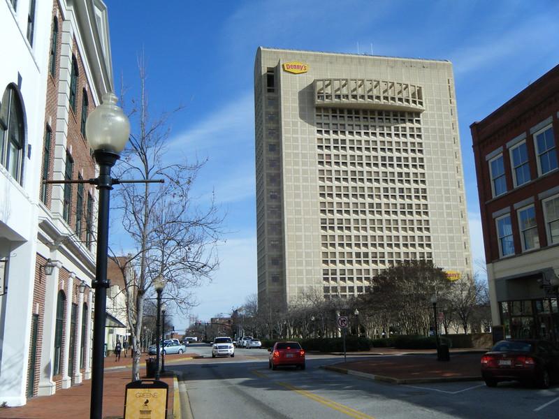 Denny's building
