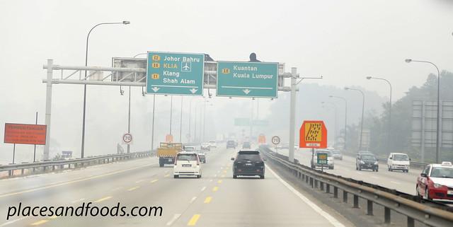 kuala lumpur haze march 2014
