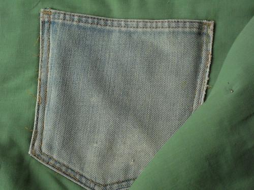inside pocket caribbean bag