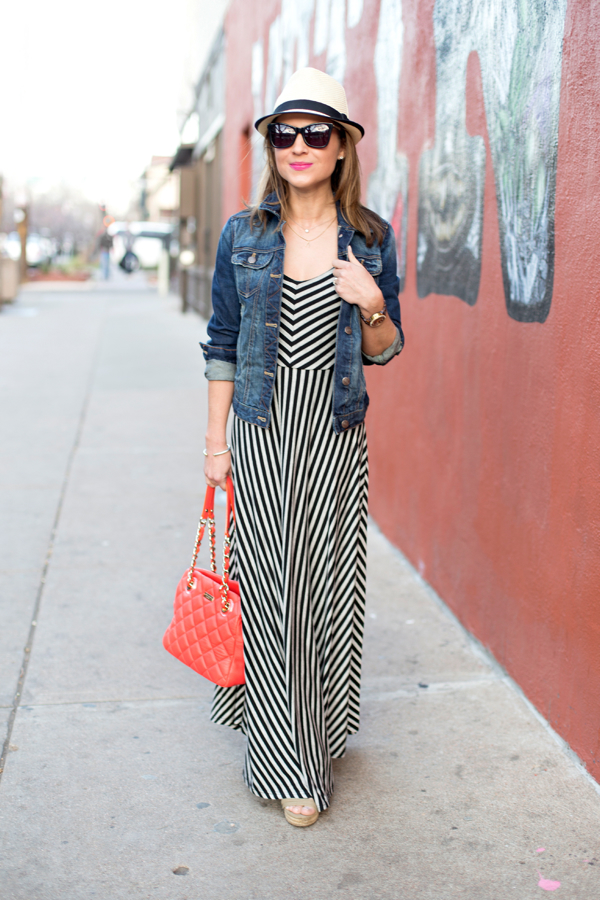 Hello, Framboise!: Petite-Friendly Maxi Dresses at Anthropologie