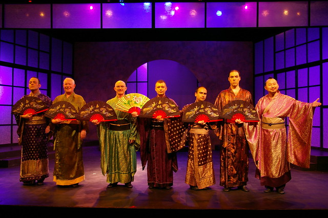 The Mikado 2014