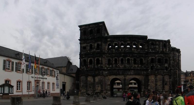 P4045186 Pano Trier Unesco Porta Nigra