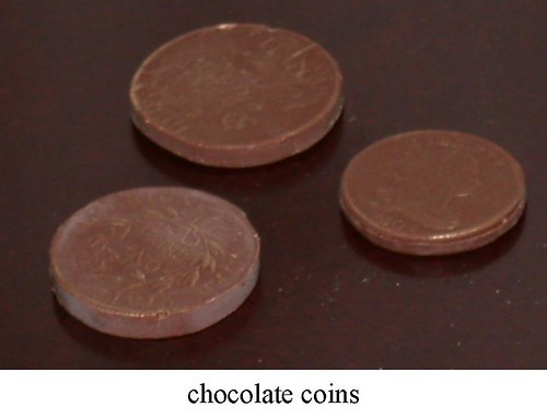 chocolate coins from 2005 Annapolis EAC convention