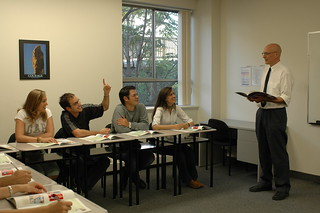 Eurocentres Toronto - Classroom