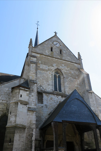 Petit Andely Saint Sauveur Church