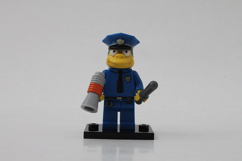 LEGO Minifigures The Simpsons Series (71005) - Chief Wiggum