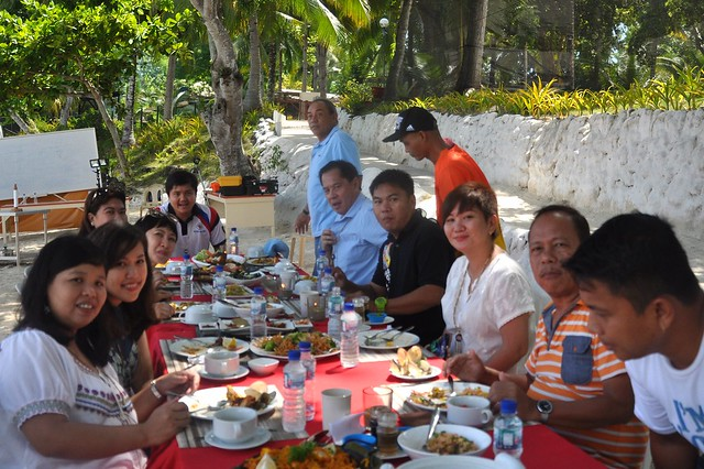 FoodPrints Lunch at Paradise Island