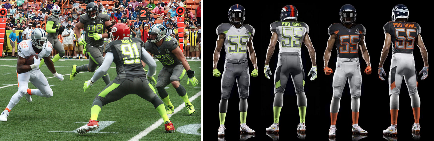 981bd8833 Is Nike's hold on NFL, college football uniforms in peril? -- Uni Watch