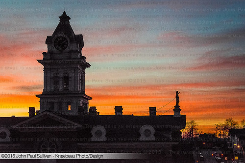 sunset ohio usa architecture landscape nikon downtown unitedstates bricks athens clocktower uptown courthouse bluehour dslr collegetown goldenhour ohiouniversity d800 johnsullivan kneebeau 45701 johnpsullivan johnpaulsullivan