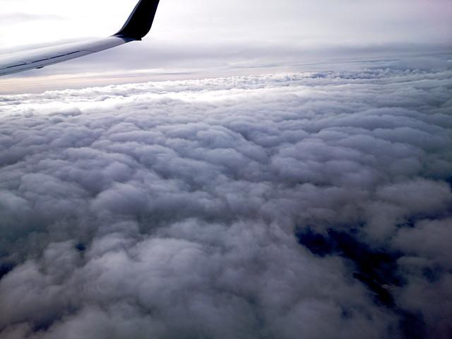 Approaching Seattle