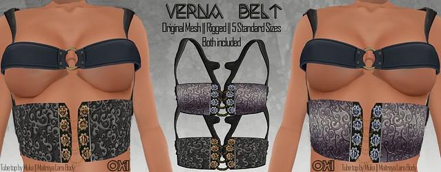 ::OXI:: Verna Belt