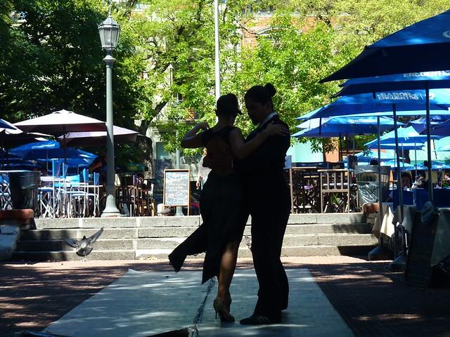 tango in profile