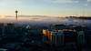 Fog over Queen Anne
