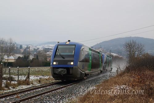 Clermont Fd St Etienne à la sortie de Boen-Fevrier 2015