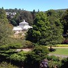 The Dunedin Botanic Gardens at 12:45 pm on a fine Tuesday.