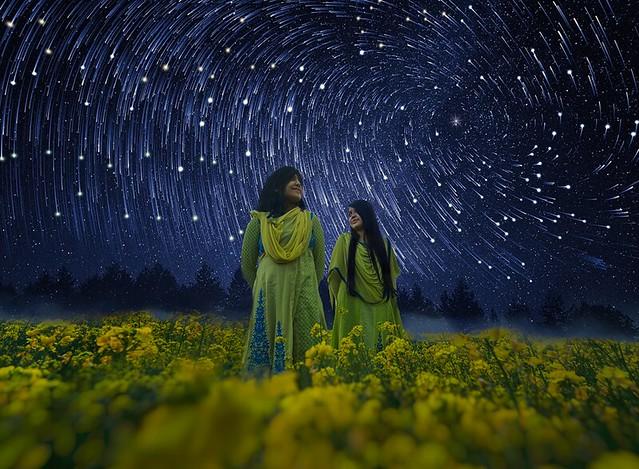 Starry Night Watchers