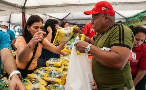 Mercal en Caracas