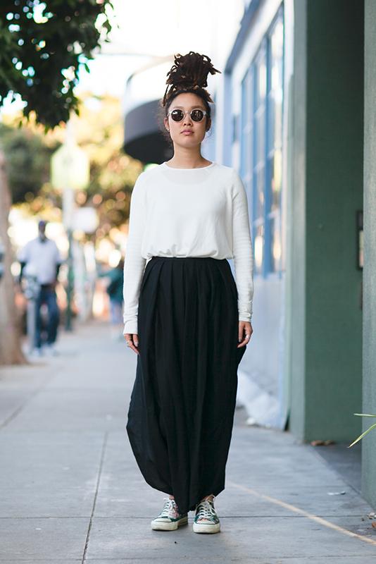voyager Quick Shots, San Francisco, street fashion, street style, Valencia Street, women