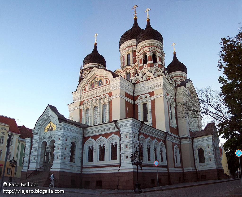 Catedral de Alexandr Nevsky. © Paco Bellido, 2005