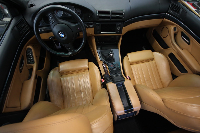 Barter E39 M5 Caramel Interior In Great Shape To Trade For