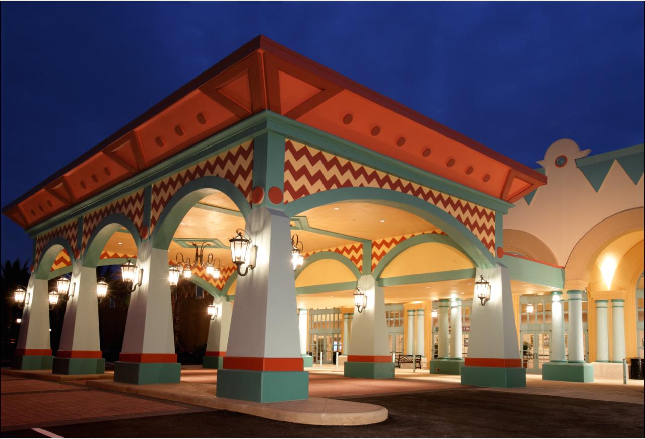 Disneys Coronado Springs Exhibit Hall
