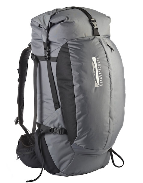 Katabatic Gear Artemis 55 Quarter
