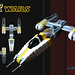 JJ-AB7 Y-Wing by Simply Complex Simplicity