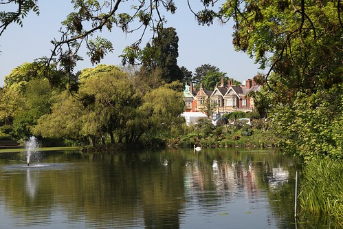 Bletchley Park Lake