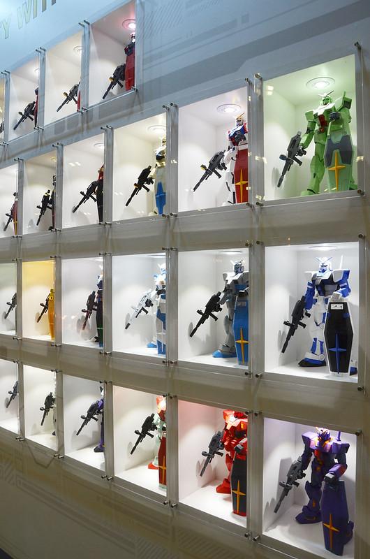 AFA SG Gundam 8