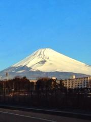 Mt.Fuji 富士山 2/11/2015