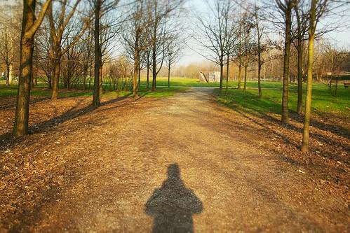 Diverso ritorno agli stessi passi di prima by Ylbert Durishti