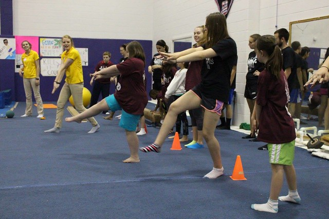 Ability Olympics III
