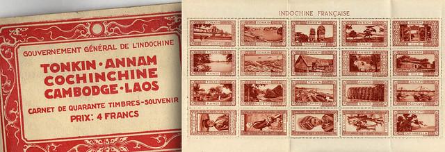 Bộ tem kỷ niệm Đông Dương (1950) - Các xứ Bắc Kỳ, Trung Kỳ, Nam Kỳ, Cam Bốt và Lào