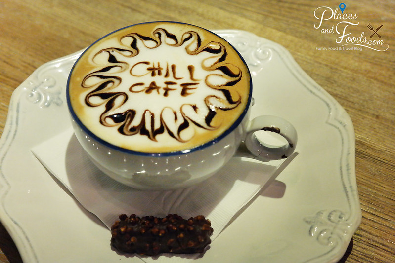 chill cafe macau coffee art