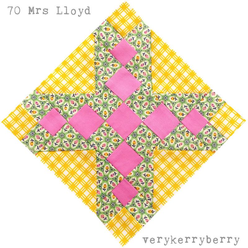 70 Mrs Lloyd